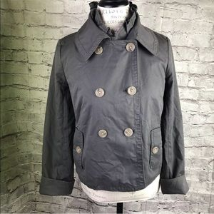 J.Crew doble breasted Lightweight Jacket